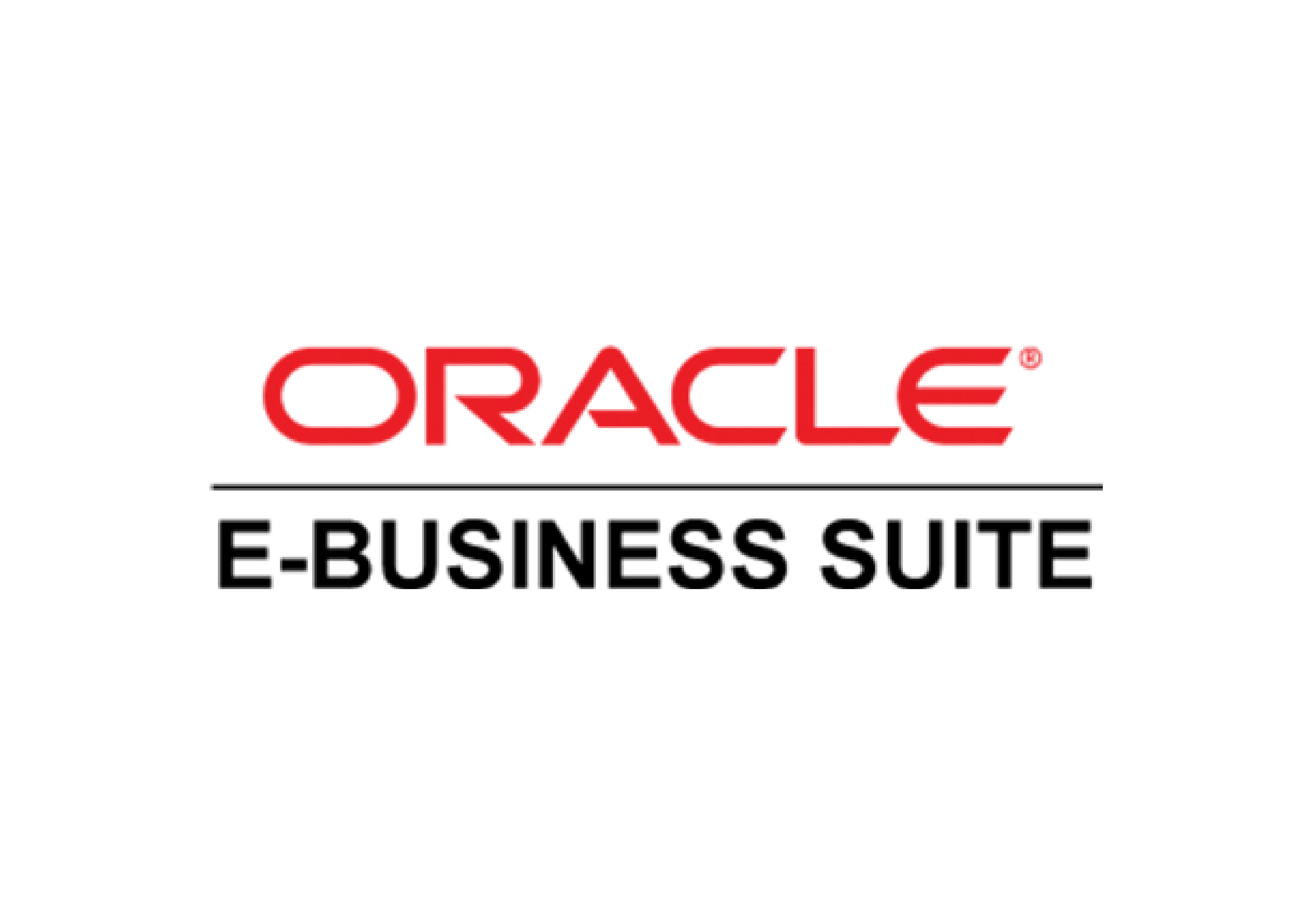 oracle e-business suite credit card processing