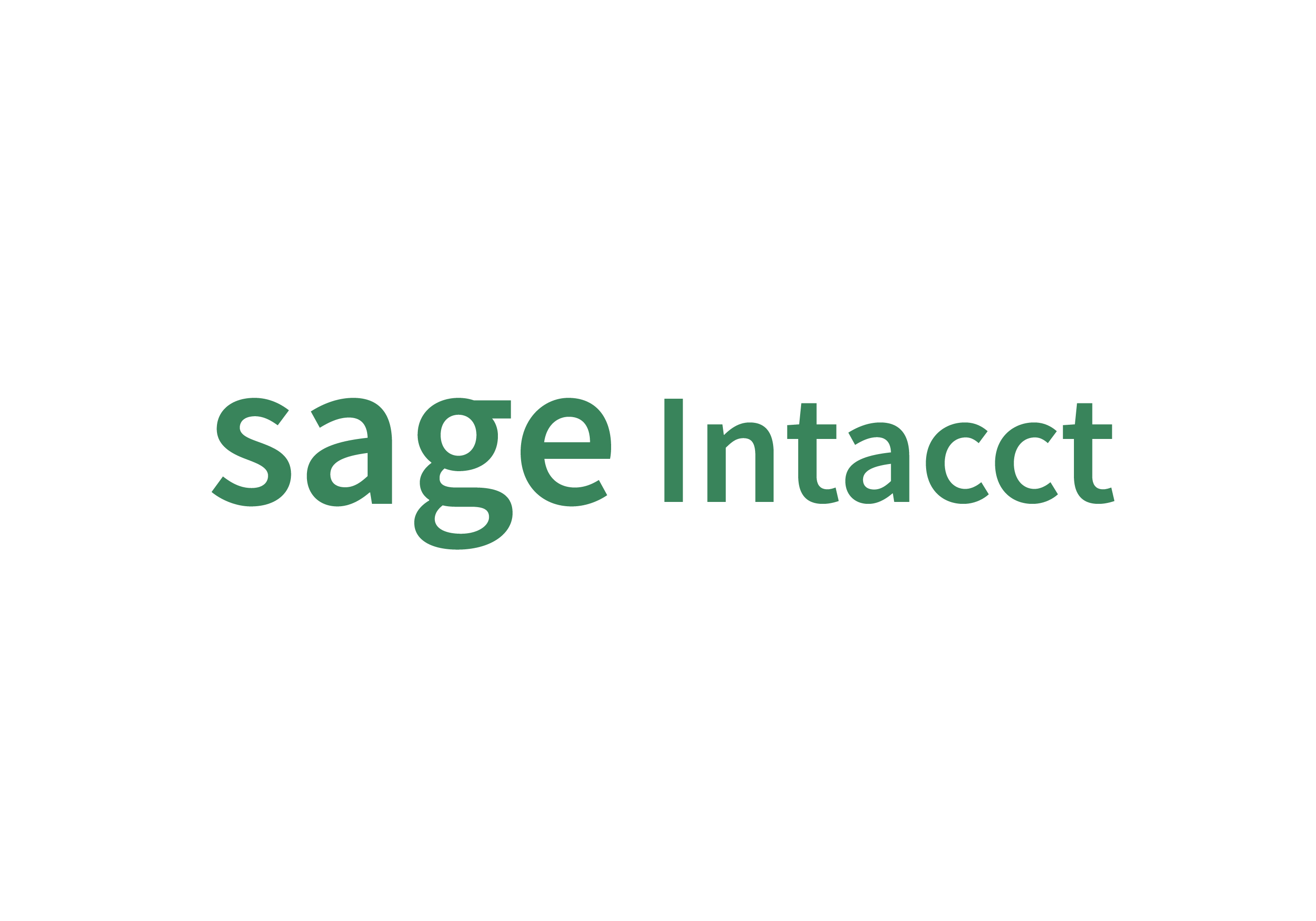 sage intacct payment processing