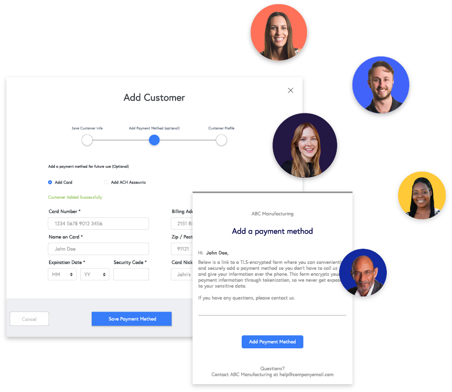 customer profiles