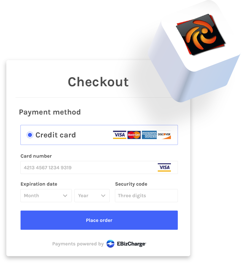 accepting credit cards in zencart