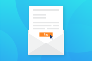 Automate payment collections with email payment links
