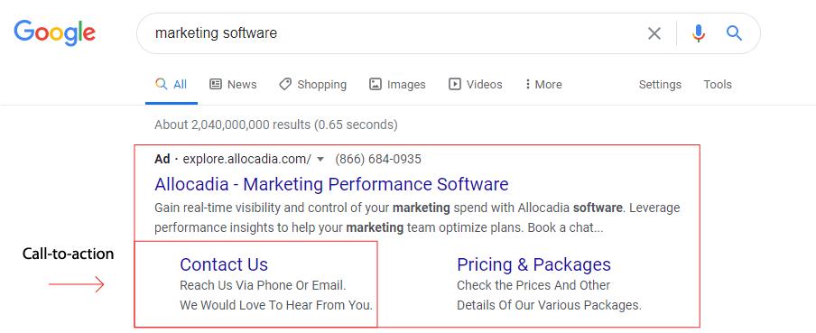 Search Ad