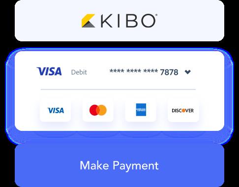 kibocommerce payment processing