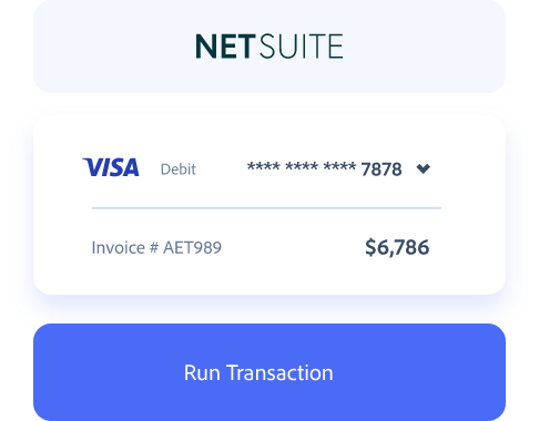 netsuite payment processing
