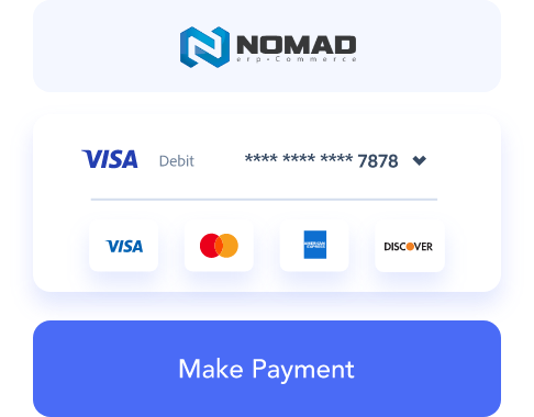 nomadcommerce payment processing