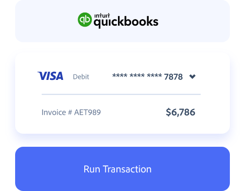 QuickBooks payment integration