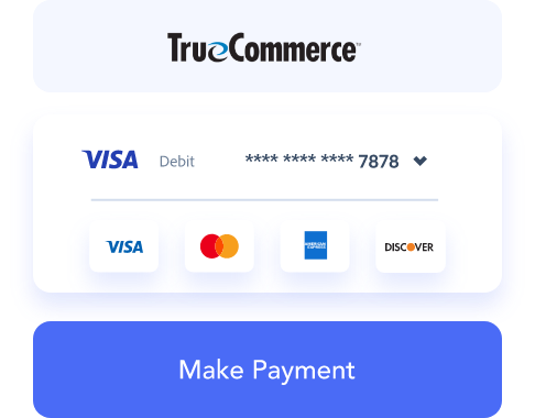 truecommerce payment processing