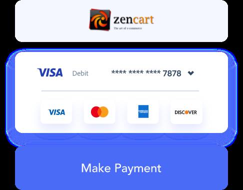 zencart payment processing