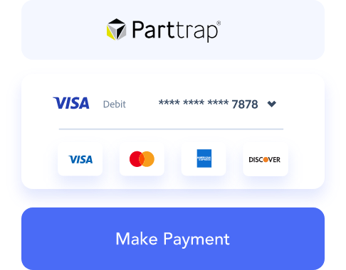 Parttrap payment processing