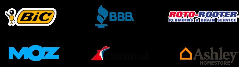 Mobile Customer Logos